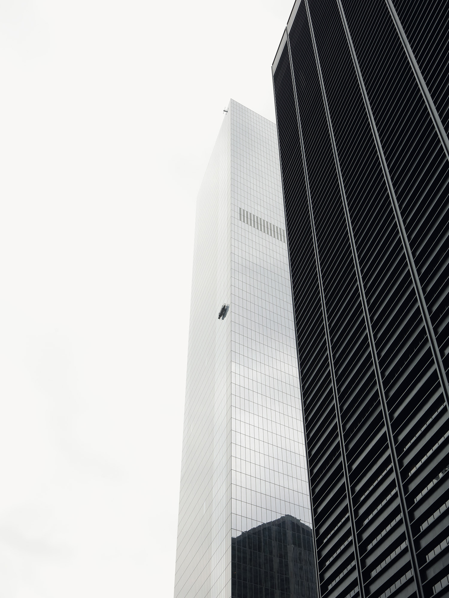 Financial district _ New York