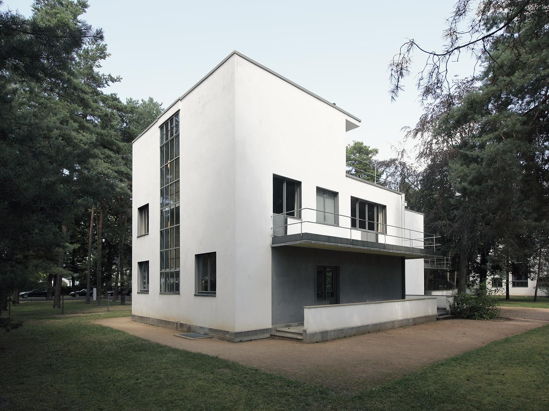 Bauhaus Master's Houses Walter gropius, 1925 Dessau